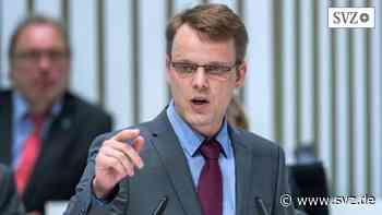 Landtagswahlen in MV: Holm macht sich für Kramer als Spitzenkandidat der AfD stark | svz.de - svz.de