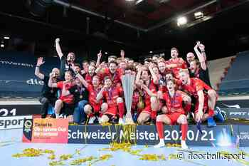 Floorball Köniz Men's champion in Switzerland - IFF Main Site - International Floorball Federation