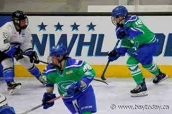 NWHLdelays Montreal expansion, doubles salary cap to $300K