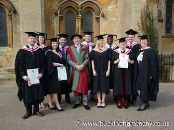 Learn about University of Buckingham's part-time course that 'changes lives' - Buckingham Advertiser