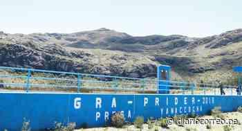 Ayacucho: Proyecto de riego Pampas no concluye su ejecución en 11 años - Diario Correo