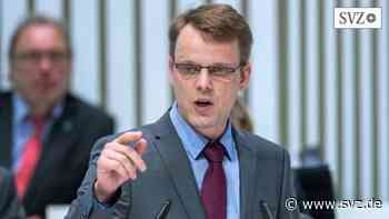 Landtagswahlen in MV: Holm macht sich für Kramer als Spitzenkandidat der AfD stark | svz.de - svz – Schweriner Volkszeitung