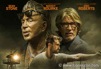 Mickey Rourke and Eric Roberts Join Forces For Aziz Tazi's Action-Thriller 'NIGHT WALK' - Icon Vs. Icon