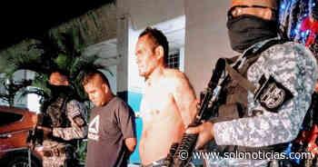 Pandilleros capturados por asesinar a vigilante de un restaurante de Apulo, en Ilopango - Solo Noticias