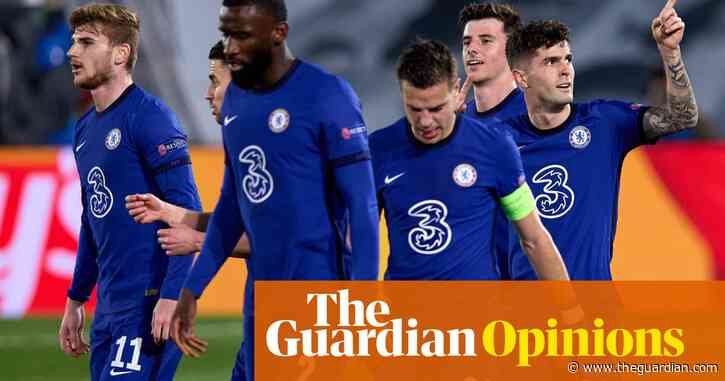 Chelsea hold edge but Zidane's Real Madrid have ruthlessness on their side | Jacob Steinberg