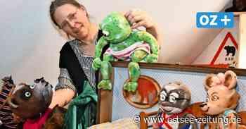 Rügen: Puppenspielerin plant Straßentheaterfestival in Putbus - Ostsee Zeitung