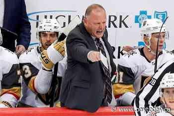 Gallant named Canada's head coach for upcoming world championship in Latvia