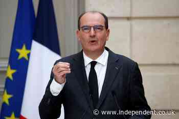 French PM condemns 20 retired generals who warned of 'chaos'
