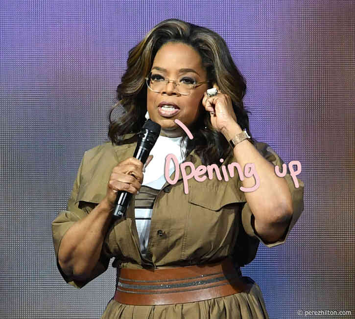 Oprah Recalls TERRIFYING Childhood Memory She NEVER Talks About -- Watch The Emotional Clip