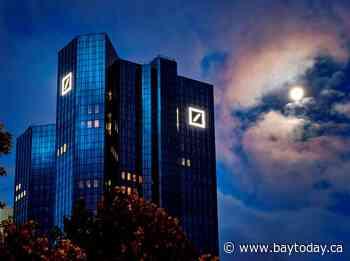 Restructuring Deutsche Bank shows best quarter in 7 years