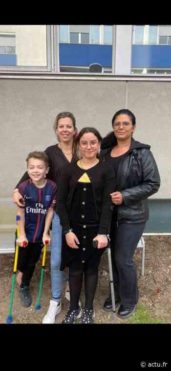 Val-d'Oise. Une maman d'Auvers-sur-Oise lance une association pour faire reconnaître la maladie de son fils - actu.fr
