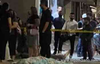 Abril negro para Circasia: 7 homicidios en 20 días - El Quindiano S.A.S.