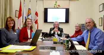 Amery Boyer and Bill MacDonald running for mayor in Annapolis Royal   The Chronicle Herald - TheChronicleHerald.ca