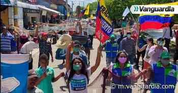 Pescadores lideran protesta anti fracking en Puerto Wilches - Vanguardia