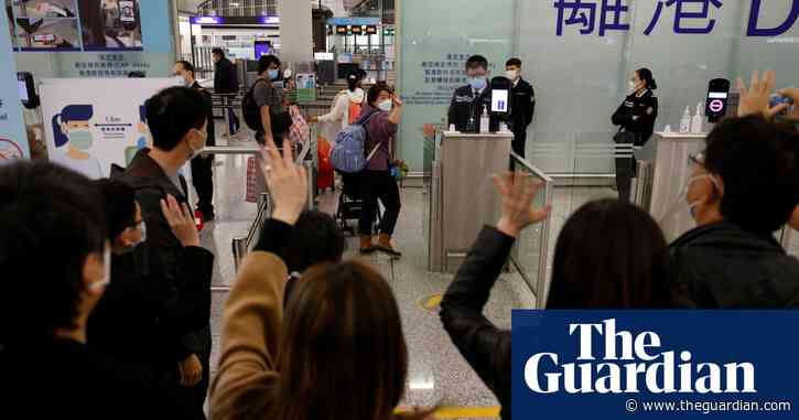Hong Kong passes law that can stop people leaving