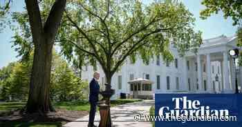 'Far better than I expected': Guardian readers on Joe Biden's first 100 days
