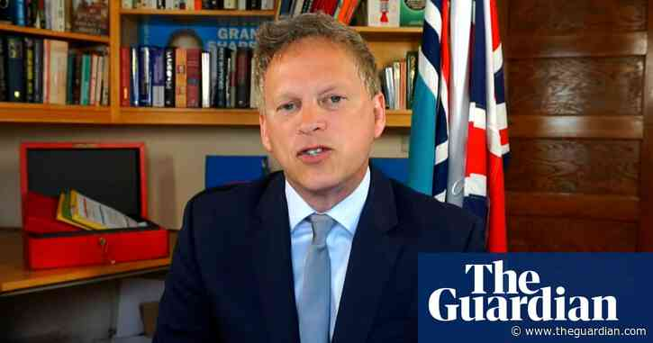 Grant Shapps: NHS app will be Covid 'vaccine passport' for foreign travel  – video