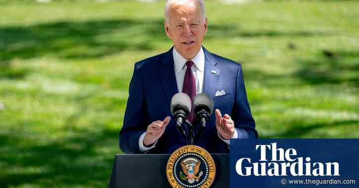 'Do not let up now': Biden urges people to get vaccinated – video