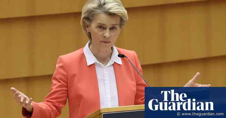 'I felt hurt and I felt alone': Ursula von der Leyen on 'sofagate' – video