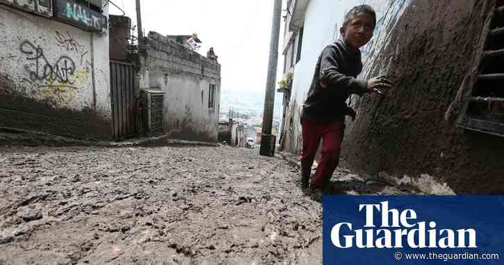 'Shortsighted': UK cuts aid to project preparing cities for natural disaster