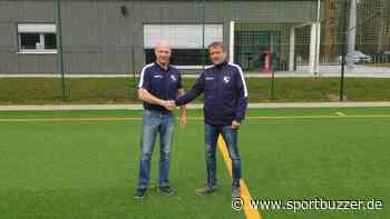 Lars Ruderisch und Wesley Wiemann übernehmen die Reserve der SG Michendorf - Sportbuzzer
