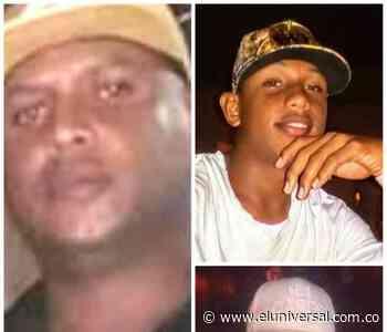 Tres hermanos, entre ellos un menor, resultan baleados en San Onofre - El Universal - Colombia