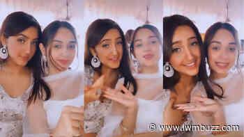 Main itni sundar hoon main kya karu: Ashnoor Kaur & Jannat Zubair Rahmani share super hot video together, fans can't handle the heat - IWMBuzz