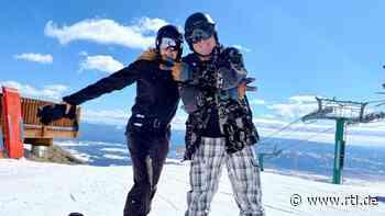 Steffi Graf und Andre Agassi: Verliebt im Ski-Urlaub wie am ersten Tag - RTL Online