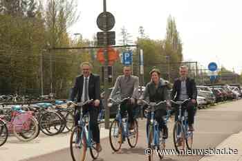 Blue-Bike opent vier nieuwe fietspunten en introduceert slim fietsslot