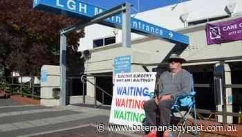 Launceston man Michael Murrell furious at growing outpatient waitlist - Bay Post/Moruya Examiner