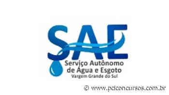 SAE de Vargem Grande do Sul - SP divulga edital de novo Processo Seletivo - PCI Concursos