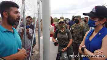 Canciller palpa de cerca situación de migrantes en vísperas de reunión con Colombia - En Segundos