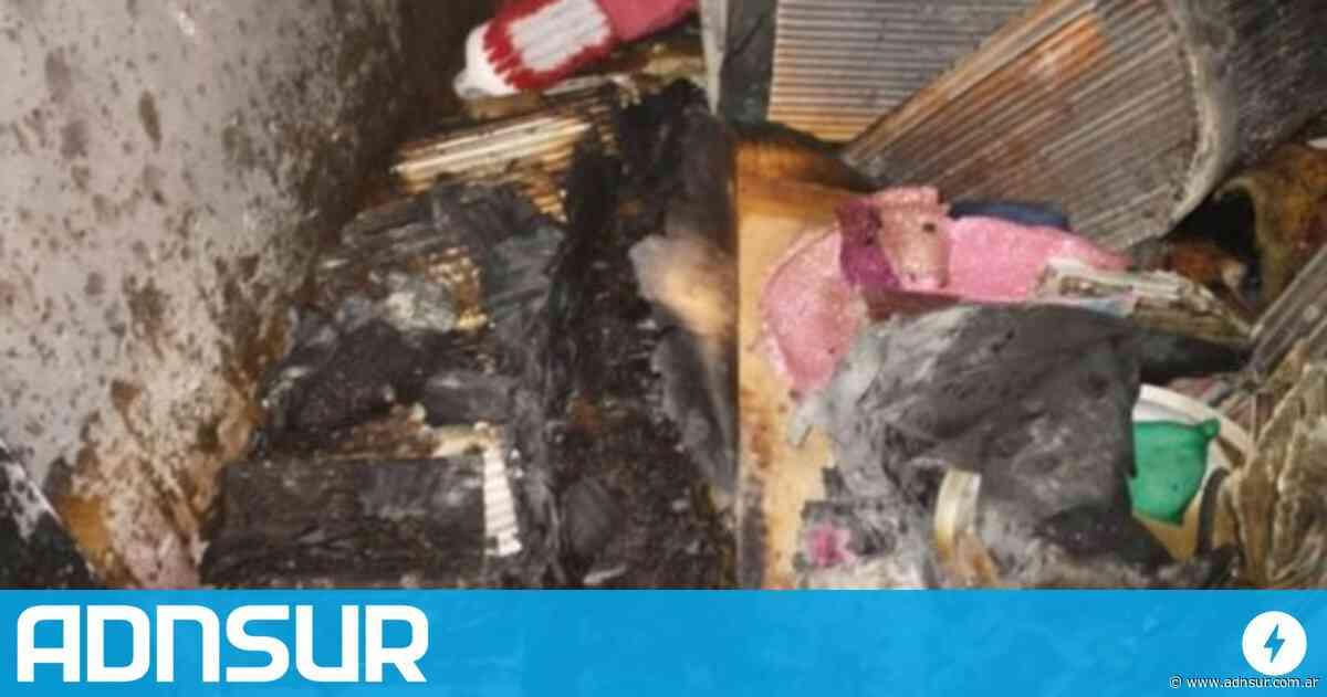 Un preso se prendió fuego en el calabozo de una comisaría de Chubut - ADN Sur
