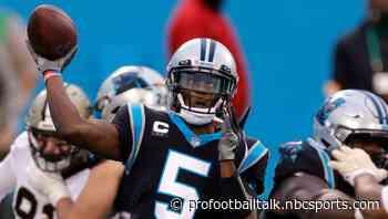 Panthers trade Teddy Bridgewater to Broncos
