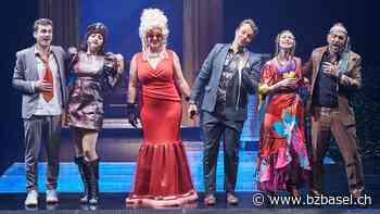 Oper in Dornach - Eine reduzierte «Fledermaus» mit Versöhnung und Champagner-Laune in den Zeiten von Corona   bz Basel - Basellandschaftliche Zeitung