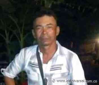 Otro homicidio en Sucre, asesinaron a un hombre en San Benito Abad - El Universal - Colombia