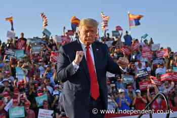 Trump is reportedly plotting to bring back MAGA rallies in May