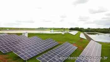 Sabesp vai instalar usinas solares em São Manuel, Conchas, Pederneiras e Salto de Pirapora   Jornal Acontece Botucatu - Acontece Botucatu