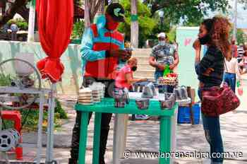 Comerciantes informales en El Tocuyo asediados por la pandemia - La Prensa de Lara