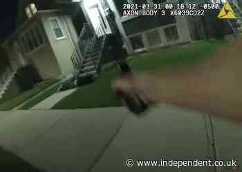 New video shows cop shooting Anthony Alvarez as he runs away