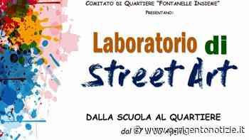 La street art arriva a Fontanelle: via a progetto con Ligama - AgrigentoNotizie