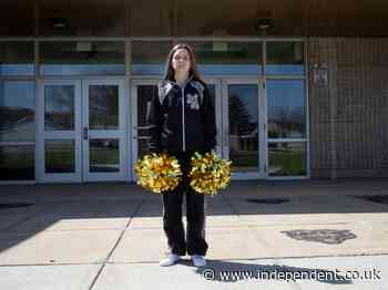 Cheerleader at centre of landmark Supreme Court case speaks out