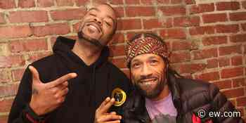 Exclusive: Method Man and Redman to reunite on 'Power Book II: Ghost' - this time as brothers - Entertainment Weekly News