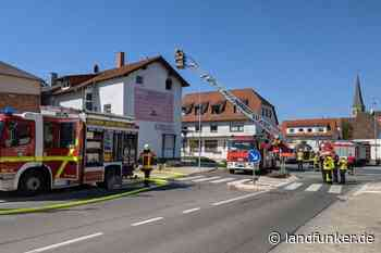 Ubstadt-Weiher | Brand in einer Küche im Obergeschoss – UPDATE - Landfunker