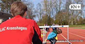 Streit in Kronshagen: Politik entscheidet über Trainingszeiten für Leichtathleten - Kieler Nachrichten