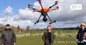 Jagdrevier Kronshagen: Suche nach Jungtieren nun per Drohne möglich - Kieler Nachrichten