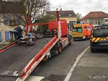 Gendarme percuté par un motard près de Meaux : la déception des militaires après le report judiciaire - actu.fr