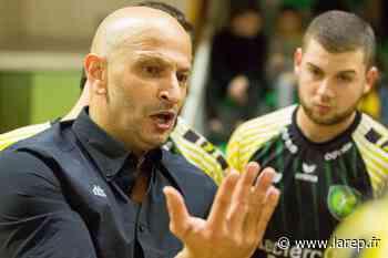 Mohamed Ahouari sera le nouvel entraîneur de Saint-Pryvé/Olivet Handball - La République du Centre