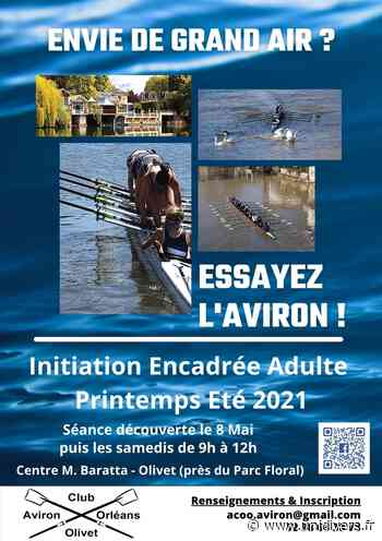 ESSAYER l'AVIRON Club d'aviron – Centre Baratta samedi 8 mai 2021 - Unidivers