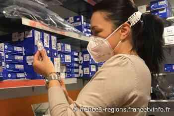 Vaccinodrome d'Olivet : 10 000 injections en 12 jours, une dose de Pfizer toutes les 5 minutes - France 3 Régions